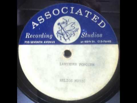 Unknown - lavender popcorn // psych acetate 1968