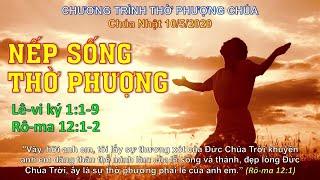 HTTL THÀNH LỢI - Chương trình thờ phượng Chúa - 10/05/2020