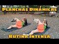 Planchas Dinámicas - Anabella Galeano