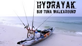 Off Shore Kayak Fishing - Jackson Big Tuna Walkaround