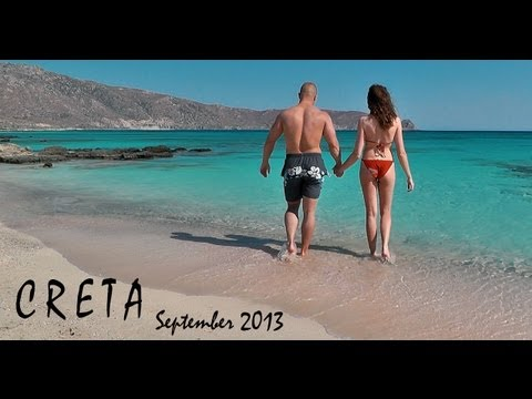 Crete - Balos, Elafonisi, Loutro, Chania HD 1080p