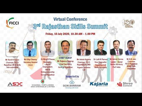 3rd Rajasthan Skills Summit