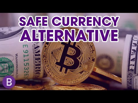 Bitcoin: The No.1 Safe Currency Alternative