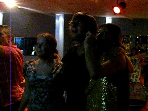 Hotel Paradise island Lanzarote karaoke night with Fede & Robert