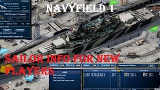 Food for Thought for a new Navyfield Player. Navyfield 2017