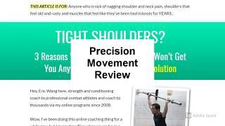 Precision Movement Review | Is Precision Movement Good?
