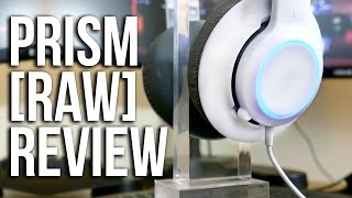 Steelseries Siberia [RAW] Prism Headset Review & Mic Test