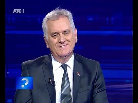 "Tomislav Nikolić:""Zovem se Dragica Nikolić."""