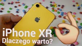 iPhone XR - X powodów dlaczego WARTO GO KUPIĆ