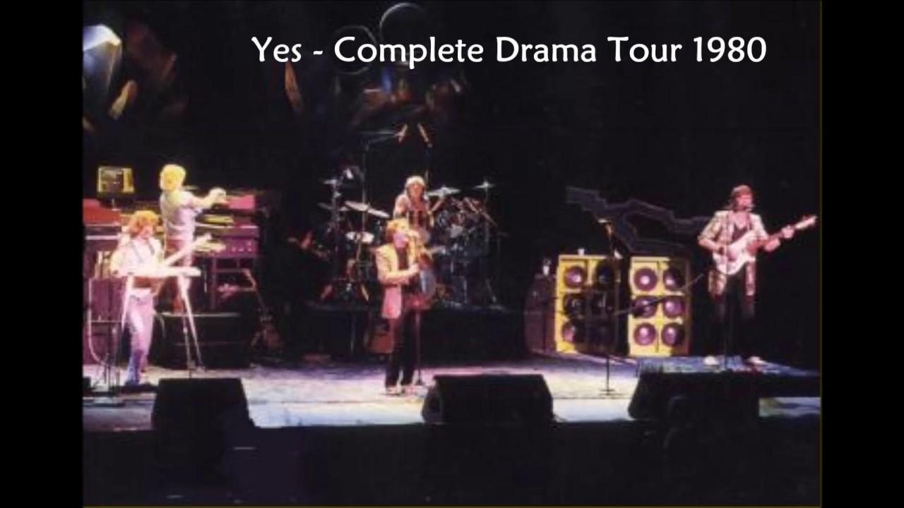Yes Union Tour Live