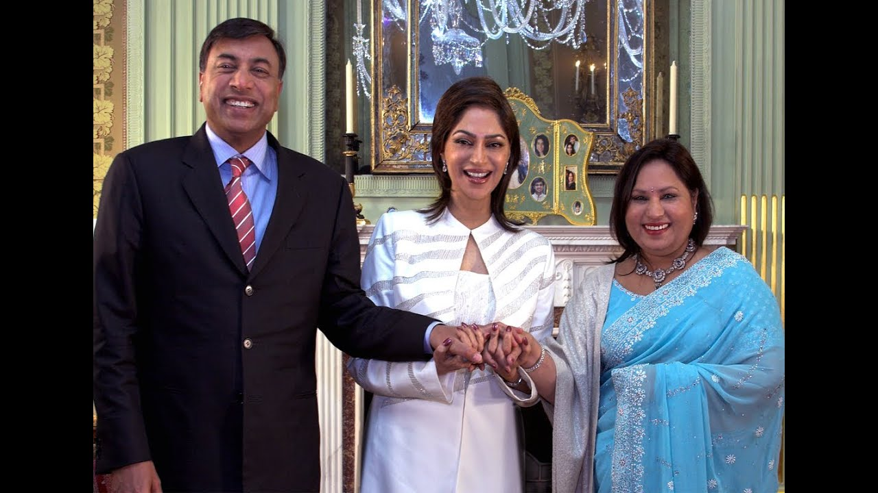 Rendezvous With Simi Garewal   Lakshmi Mittal U0026 Usha Mittal Part 3u00264    YouTube Part 14