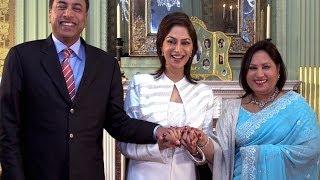 Rendezvous with Simi Garewal - Lakshmi Mittal & Usha Mittal Part 3&4