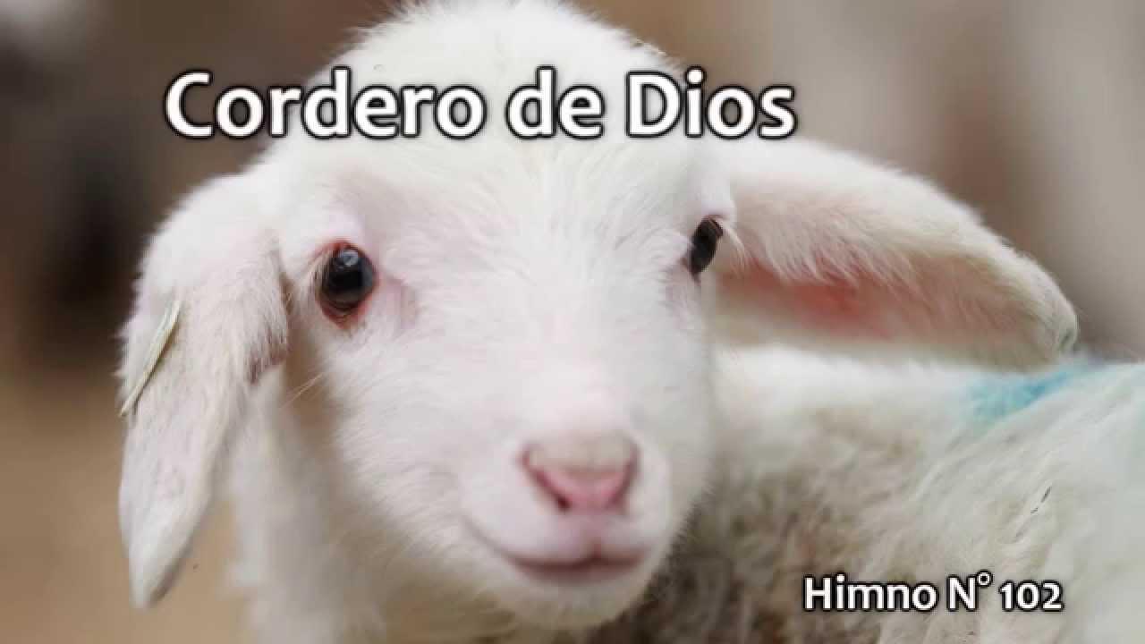 Himno No 102 - Cordero de Dios