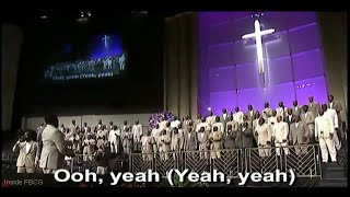 """Jesus Is Love"" FBCG Male Chorus (Powerful Song)"