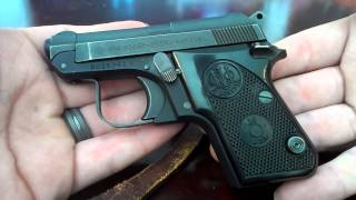 Beretta jetfire 950 .25acp review/take down