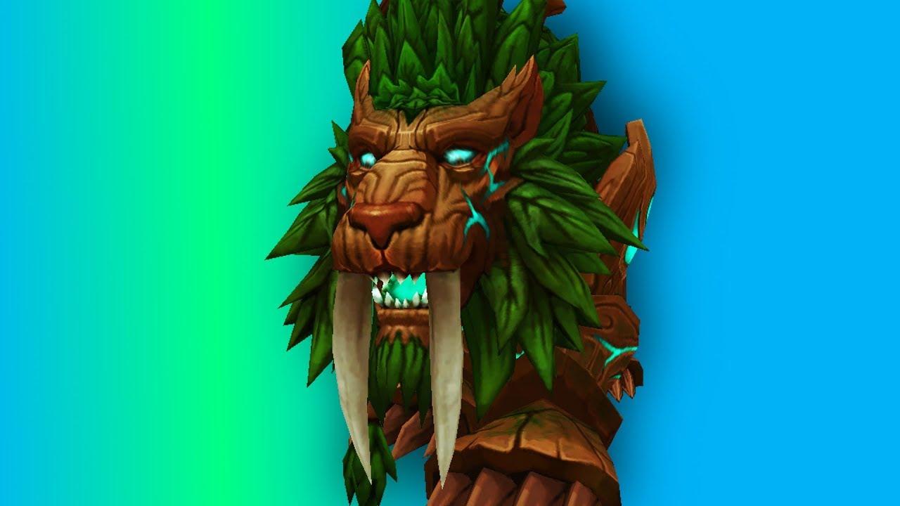 FERAL 1V4! (5v5 1v1 Duels) - Not Fire Mage PvP WoW Legion 7 3