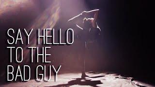 Abel Chungu Musuka - Say Hello to the Bad Guy Dance Video
