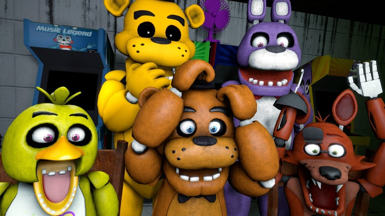 Five Nights At FreddyS Spielen