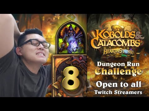 AMAZ'S TOP 10 RANKED DUNGEON RUN: Warlock
