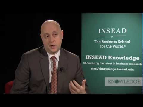 INSEAD Professor Gilles Hilary on reading between the lines for stock analysts' reports