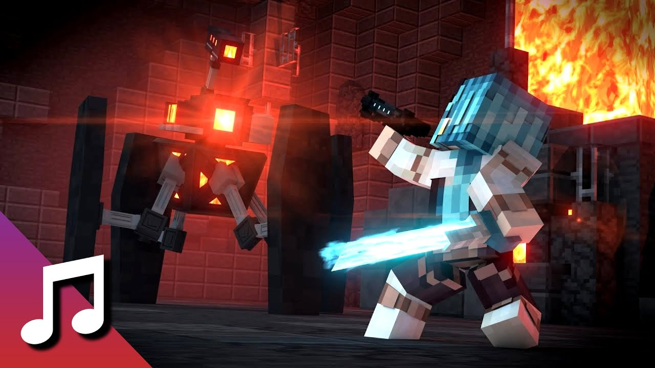 Download ♪ TheFatRat - Electrified (Minecraft Animation) [Music Video]