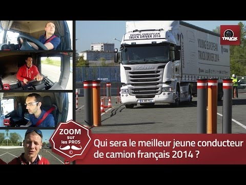 qui sera le meilleur jeune conducteur de camion 2014 youtube. Black Bedroom Furniture Sets. Home Design Ideas