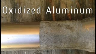 How to remove Oxidized Aluminum the right way