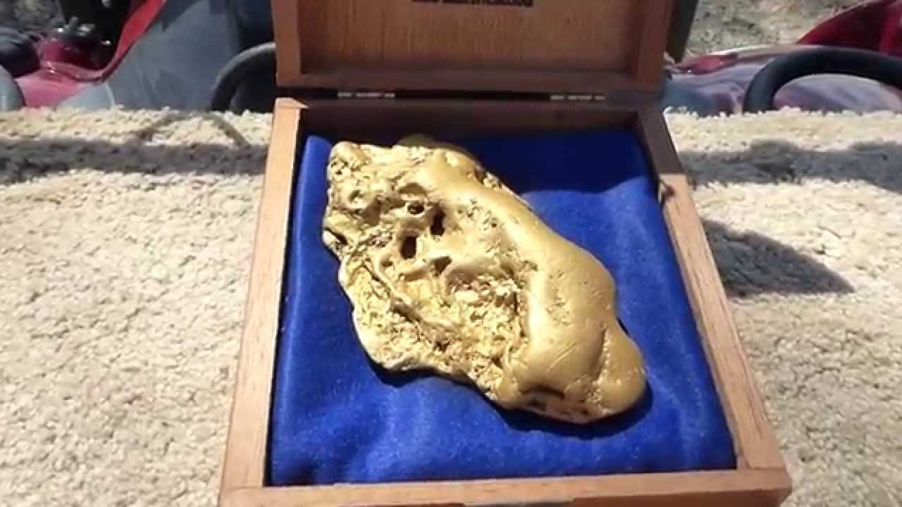 Monster gold nugget unearthed in Butte foothills – Chico