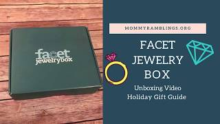 Facet Jewelry Unboxing