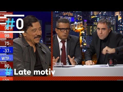 Late Motiv: Entrevista a Carlos Bardem #LateMotiv130 | #0