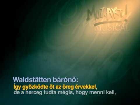 Mozart-Csillagok aranya (Eredeti alap) Karaoke