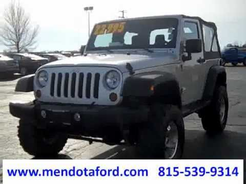 2013 Jeep Wrangler Sport >> 2011 Jeep Wrangler Sport 4x4 with Lift and 33 Inch Tires ...