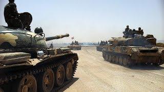 أخبار عربية | قوات #الأسد تسيطر على مدينة حمص بالكامل