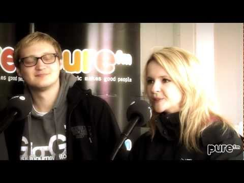 THE SUBWAYS Interview Dour 2012 on PURE