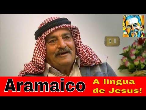 Aramaico - A Língua De Jesus
