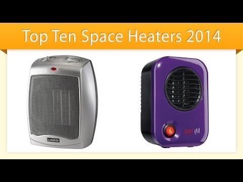 Top 10 Space Heaters 2014 | Best Space Heater Review from YouTube · Duration:  8 minutes 22 seconds
