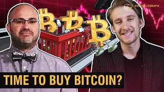 Time to Start Buying Bitcoin Again? | Crypto Markets