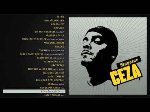 CEZA - Ben Ağlamazken (Remix) (Official Audio)