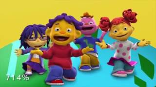 Sid the Science Kid Theme Song but it keeps getting faster