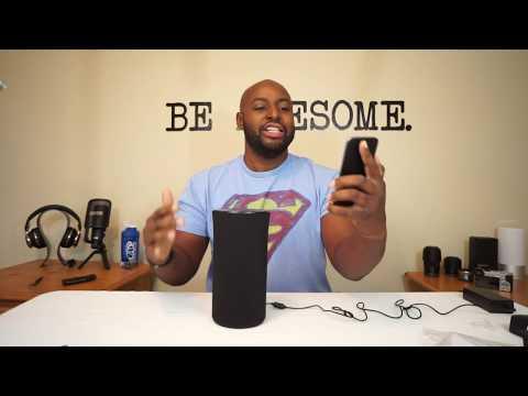 Samsung Radiant360 R1 Wi-Fi/Bluetooth Speaker