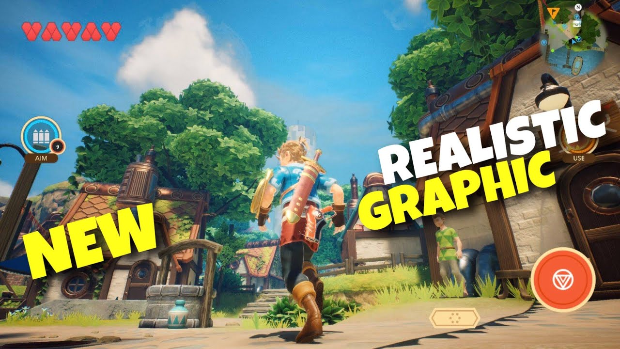 Top 10 New Android Ios Games 2019 Realistic Graphics