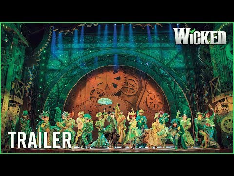 "Wicked UK | Celebrating 10 Years in London's West End | 60"" Trailer"