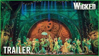 "Wicked UK | Celebrating 10 Years in London's West End – 60"" Trailer"