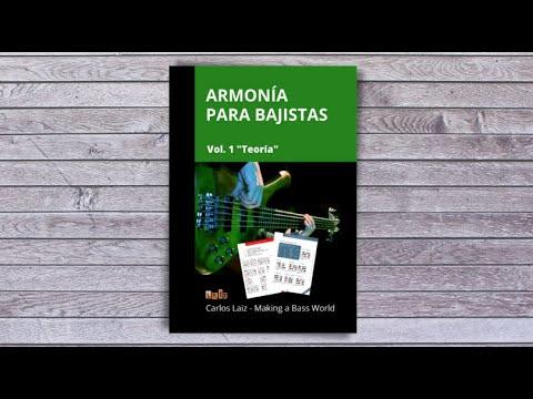 Armonía para bajistas. Vol.1 - Ebook de teoría aplicada al bajo.