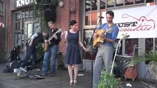 Estuar - II - Live @ Knust Acoustics, Hamburg - 08/2012