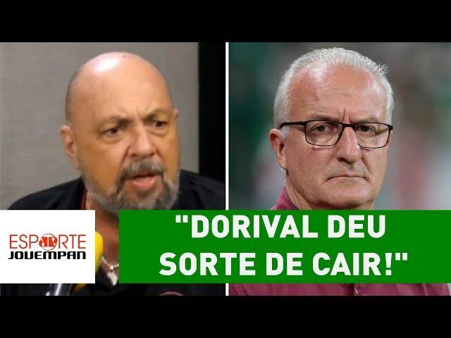 """Narrador DETONA São Paulo: """"Dorival DEU SORTE de cair!"""""""
