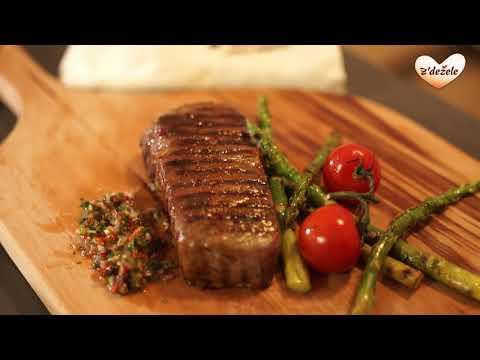 Argentinski steak z´dežele