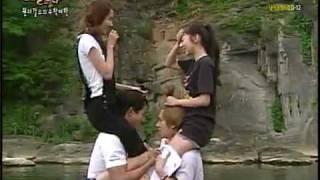 Taecyeon yoona vs. Soheechul
