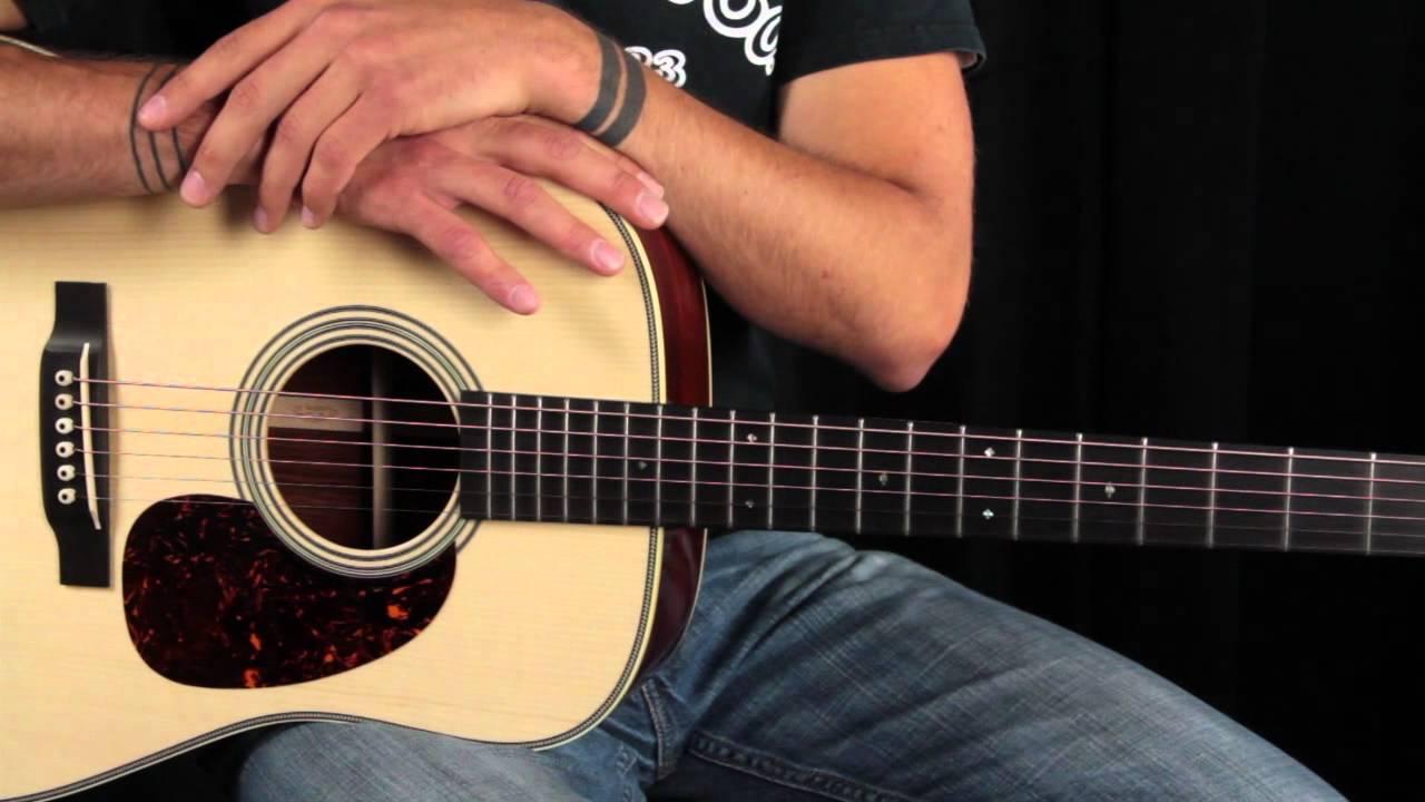Guitar Strings - Acoustic Guitar Anatomy - YouTube