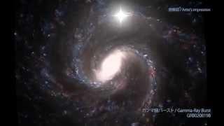ガンマ線バーストGRB 020819Bとその母銀河 / GRB 020819B and its host galaxy